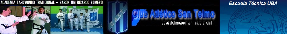 CLUB ATLETICO SAN TELMO