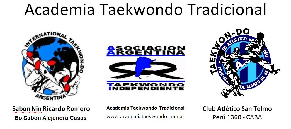 Academia Taekwondo  Tradicional
